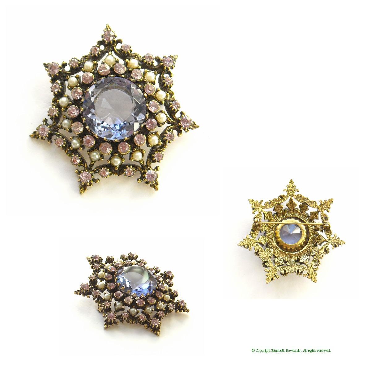 Florenza Vintage Jewelry 107